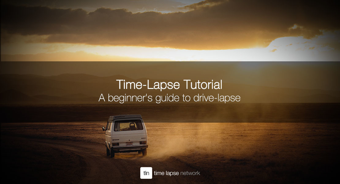 A beginners guide to drive lapse