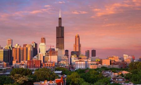 Cityscape Chicago 2 - 2014 - 01