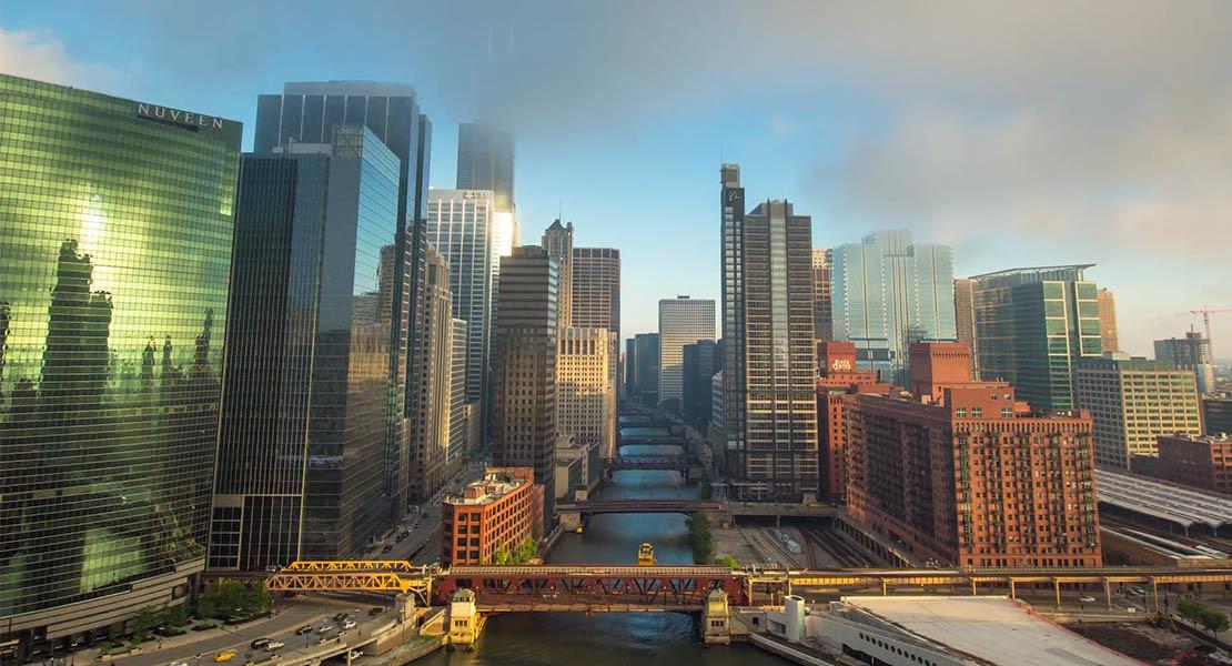 Cityscape Chicago 2 - 2014 - 02
