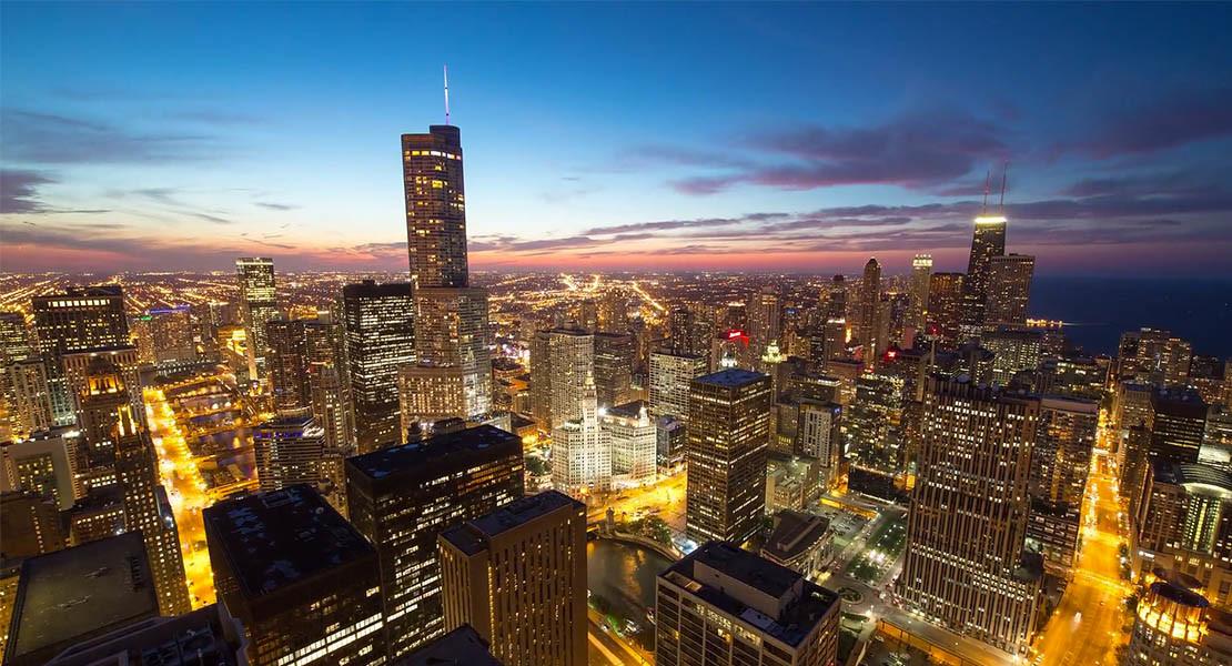 Cityscape Chicago 2 - 2014 - 03
