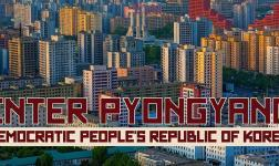 Enter Pyongyang: the flow-motion artist did it again!