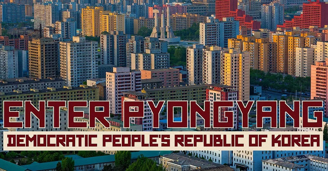 Enter Pyongyang 2014