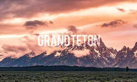 GRAND TETON 8K