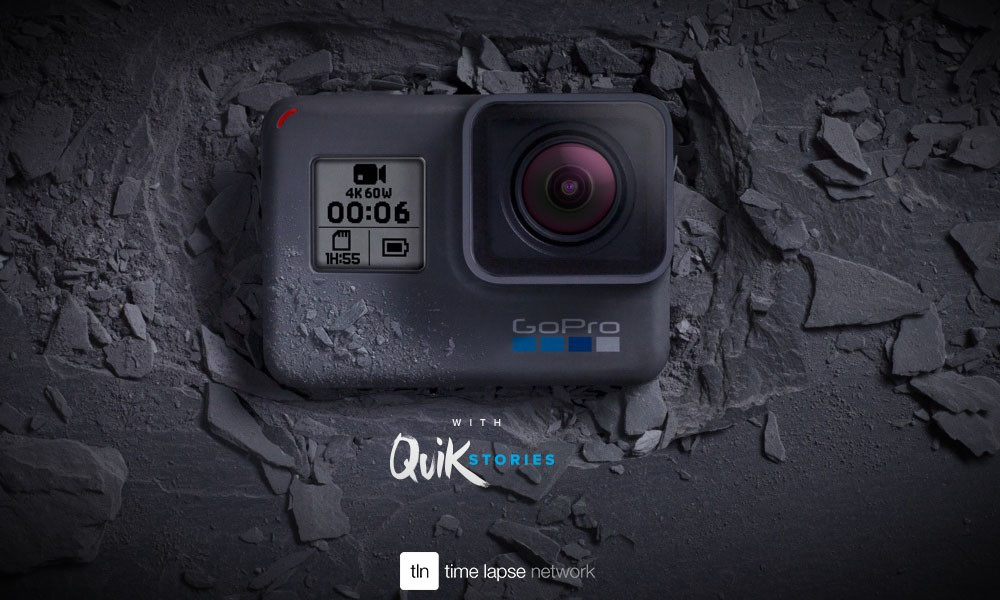 GoPro HERO6 Black: How to Take a Time-Lapse — Time Lapse Network