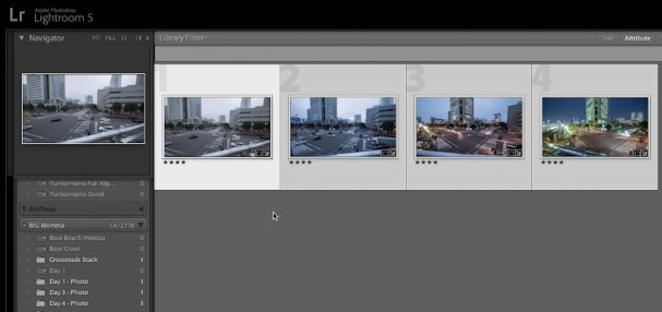 Keyframe Adjustments in Adobe Lightroom