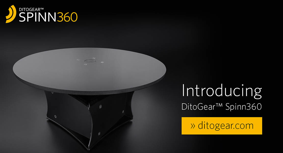 Introducing 360 spin 2014