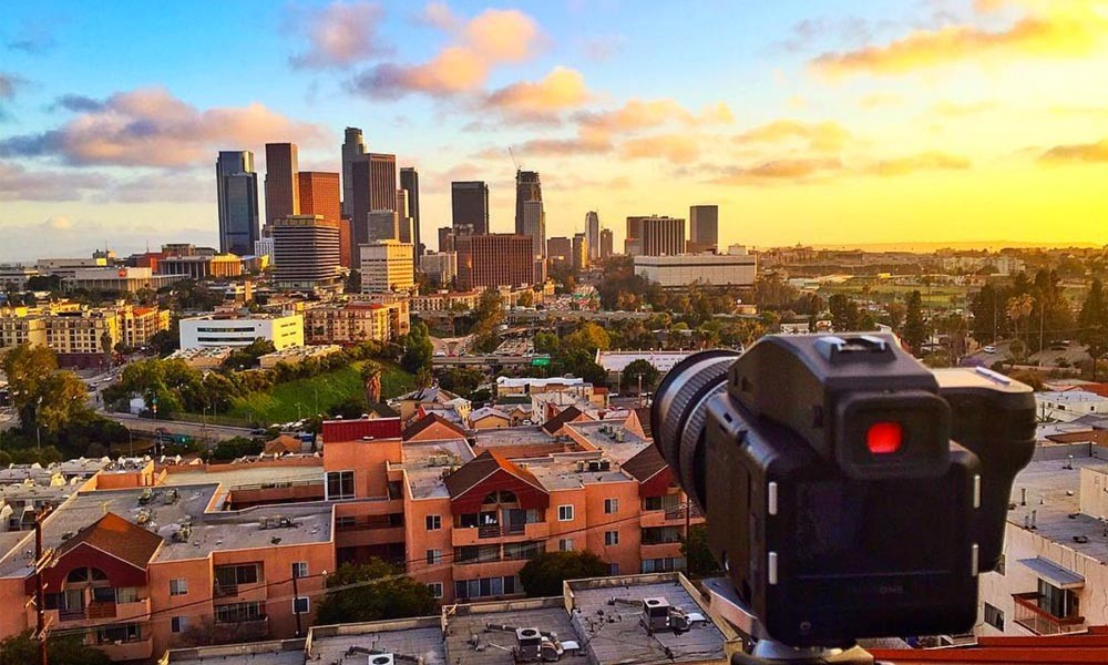 Stunning 12k Timelapse Of L A Shot Using 100mp Camera Phased La Time Lapse Network