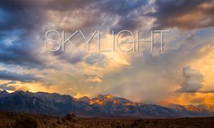 Skylight-timelapse