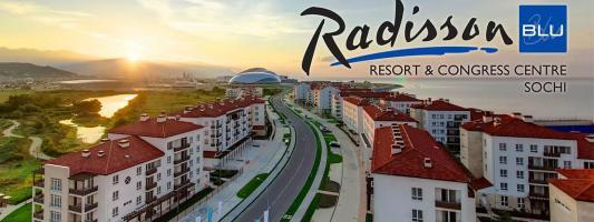 Hotel Radisson in Sochi gets beautifully timelapsed