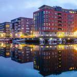 Stockholm Reflections Timelapse