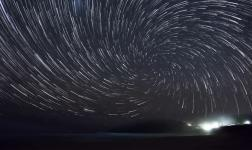 Star-trails like these have NEVER been seen