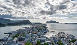 Ålesund, the city of the InnoTown conference