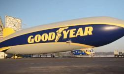 Goodyear's Blimp Build: a corporate time lapse video