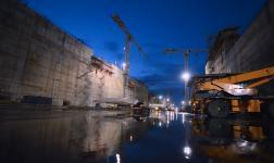 Building the Panama Canal: construction in timelapse
