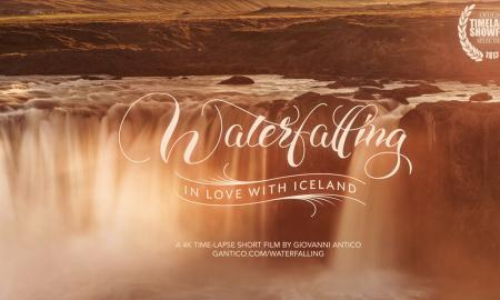 Waterfalling by GAntico 2013
