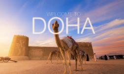 A spectacular journey through the city of Doha, Qatar