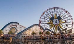 Welcome to the magical world of Disneyland, California