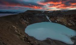 Honeymoon in Iceland, told in time-lapse