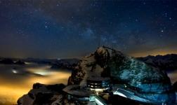 The dream of Switzerland, an epic time-lapse