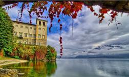Autumn on Lake Como and Valtellina: the HDR Made in Italy