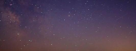 How to create a time-lapse video of moving stars