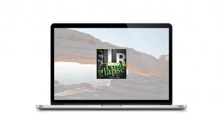 TLN Basic Workflow timelapse processing LRTimelapse - Cover MacBook