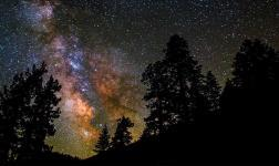 King's Canyon: a rival to Yosemite, in astro-timelapse