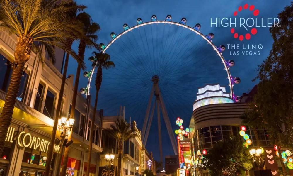 Las Vegas High Roller Stories