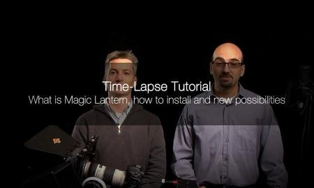 What is Magic Lantern how to install and new possibilities 2015