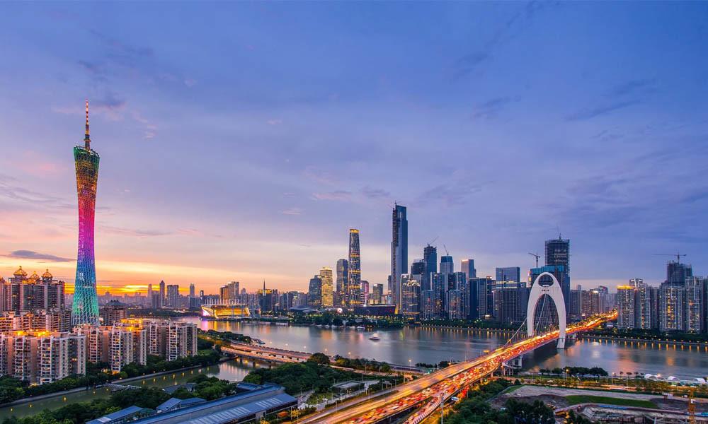 china guangzhou Canton time lapse 2015 hyperlapse