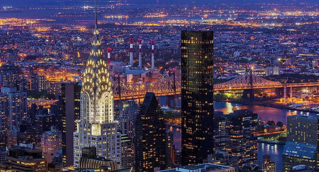 Streets Can You See The Chrysler Building From