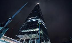 Meet the tallest building in Europe: The Shard