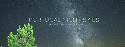 Fall in love with Portugal Night Skies right now!