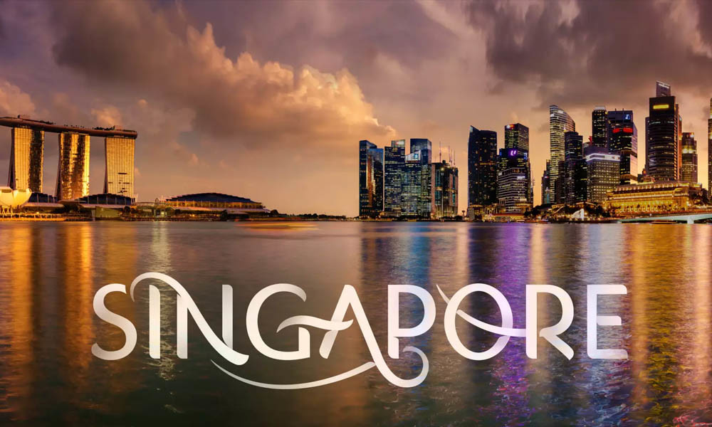 welcome to singapore in flow motion by rob whitworth time lapse network. Black Bedroom Furniture Sets. Home Design Ideas